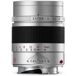 Obiettivo Leica Summarit-M 90mm f/2.4 Argento