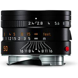Obiettivo Leica Summarit-M 50mm f/2.4 Nero (11680)