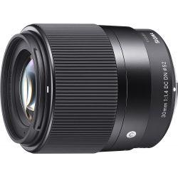 Obiettivo Sigma 30mm f/1.4 DC DN Contemporary compatibile Micro Quattro Terzi