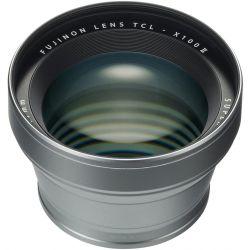 Teleconverter Fujifilm TCL-X100 II Argento per fotocamera X100
