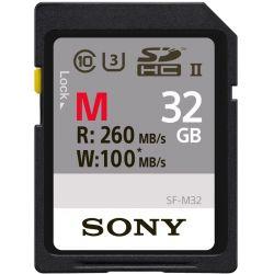 Scheda di memoria Sony SF-M32 SD 32GB 260mb/s SDHC USH-II