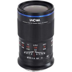 Obiettivo Laowa 65mm f/2.8 2x Ultra Macro APO per mirrorless Canon EOS M