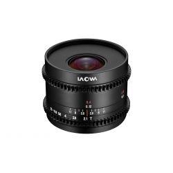 Obiettivo Laowa 7.5mm T/2.1 Zero-D Cine compatibile micro quattro terzi