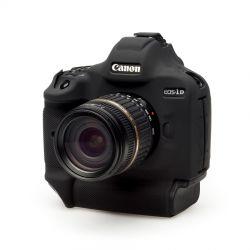 easyCover custodia protettiva in silicone per Canon EOS-1D X Mark III nero