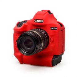 easyCover custodia protettiva in silicone per Canon EOS-1D X Mark III rosso