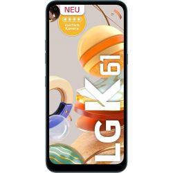 Smartphone LG K61 Dual Sim 128GB Bianco