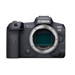 Fotocamera Mirrorless Canon EOS R5 body (no adattatore)