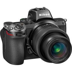 Fotocamera mirrorless Nikon Z5 kit 24-50mm f/4-6.3 [MENU ENG]
