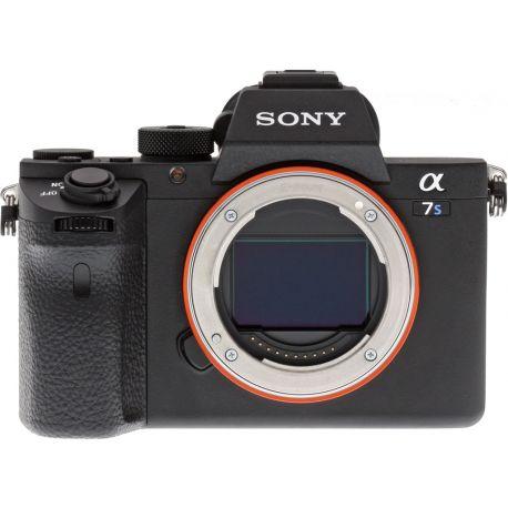 Fotocamera Mirrorless Sony A7s III body [MENU ENG] ILCE-7SM3