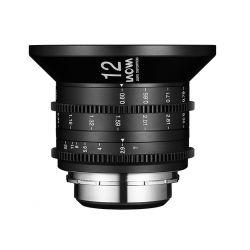 Obiettivo Laowa 12mm T/2.9 Zero-D Cine compatibile Canon EF