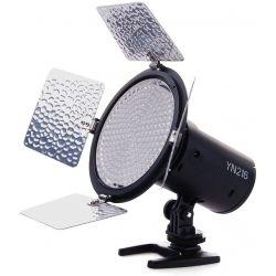 Yongnuo YN216 Faretto circolare Luce LED temperatura 3200-5500K YN-216