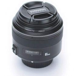 Obiettivo Yongnuo 85mm f/1.8 zoom fisso per Nikon YN85mm F1.8N