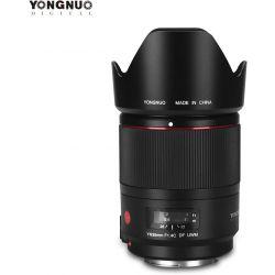 Obiettivo Yongnuo 35mm F1.4C DF UWM per Canon YN35mm