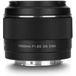 Obiettivo Yongnuo 50mm f/1.8S DA DSM zoom fisso per Sony YN50mm