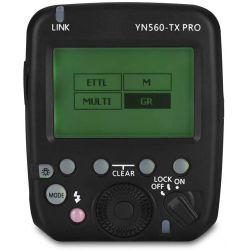 Yongnuo YN560-TX PRO Canon Flash Transmitter Trigger