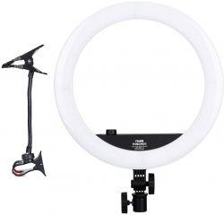 Yongnuo YN408 3200-5600K Anello Video LED Luce Anulare Beauty Selfie YN-508