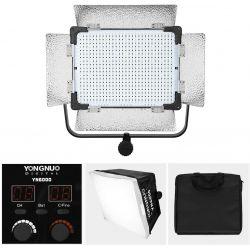 Yongnuo YN6000 faretto LED 5600K kit softbox YN-6000