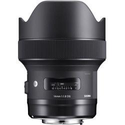 Obiettivo Sigma 14mm F1.8 DG HSM Art compatibile Panasonic Leica Sigma L-Mount