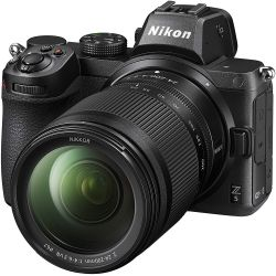 Fotocamera mirrorless Nikon Z5 kit 24-200mm F4-6.3 VR [MENU ENG]