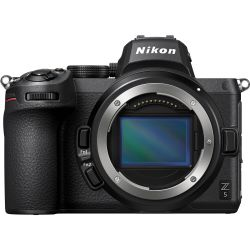 Fotocamera mirrorless Nikon Z5 body [MENU ENG] (no adattatore)