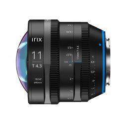 Obiettivo Irix Cine 11mm T4.3 per mirrorless Sony E-Mount
