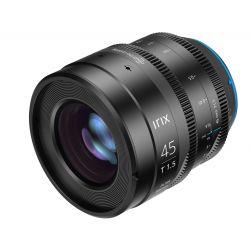 Obiettivo Irix Cine 45mm T1.5 compatibile fotocamere micro quattro terzi