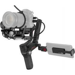 Zhiyun Weebill S Gimbal Stabilizzatore per fotocamere reflex mirrorless + Transmission Pro Pack