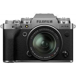 Fotocamera Mirrorless Fujifilm X-T4 kit 18-55mm F2.8-4 R LM OIS Silver PRONTA CONSEGNA