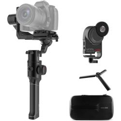 Gudsen Moza AirCross 2 Professional kit Gimbal stabilizzatore per fotocamere reflex mirrorless