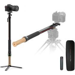 Gudsen Moza Slypod Slider + Monopiede per action-cam smartphone fotocamere fino a 4 kg