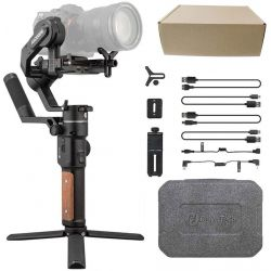 Feiyu Feiyutech AK2000S Gimbal Stabilizzatore (Standard) per fotocamere mirrorless fino a 2,2kg