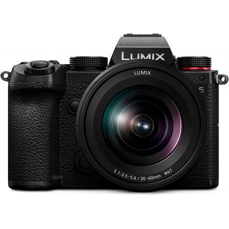 Fotocamera Mirrorless Panasonic Lumix DC-S5 Kit 20-60mm [MENU ENG]