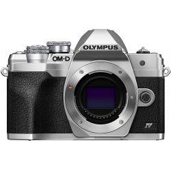 Fotocamera Olympus OM-D E-M10 mark IV Body Silver