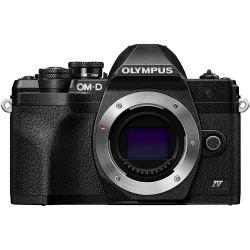 Fotocamera Olympus OM-D E-M10 mark IV Body Nero