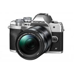 Fotocamera Olympus OM-D E-M10 mark IV kit 14-150mm f/4‐5.6 Silver