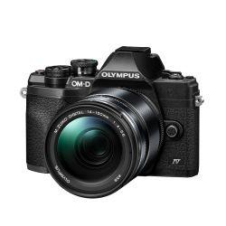 Fotocamera Olympus OM-D E-M10 mark IV kit 14-150mm f/4‐5.6 Nero