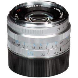 Obiettivo Carl Zeiss C Biogon T* 35mm f/2.8 ZM Silver per mirrorless Leica M