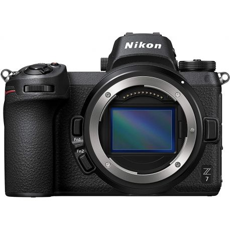 Fotocamera Mirrorless Nikon Z7 Body [MENU ENG] (no adattatore)