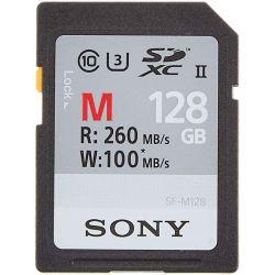 Sony SF-M128 128GB 260mb/s scheda di memoria SDXC UHS-II (Class 10)