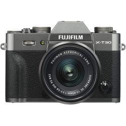 Fotocamera Fujifilm X-T30 Kit 15-45mm Charcoal Silver