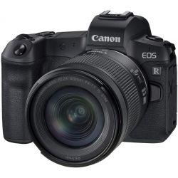 Fotocamera Mirrorless Canon EOS R Kit RF 24-105mm f/4-7.1 IS STM (no adattatore)