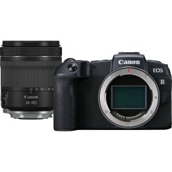 Fotocamera Mirrorless Canon EOS RP Kit RF 24-105mm f/4-7.1 IS STM + adattatore EF-EOS R
