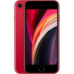 Smartphone Apple iPhone SE (2020) 256GB rosso