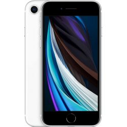 Smartphone Apple iPhone SE (2020) 128GB bianco