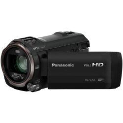 Videocamera Panasonic HC-V785 HD Camcorder nero [MENU ENG]