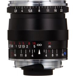 Obiettivo Carl Zeiss 21mm F/2.8 BIOGON T* ZM compatibile fotocamere Leica M