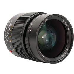 Obiettivo 7Artisans 28mm F1.4 FE-Plus nero attacco Leica M (A001B-E)