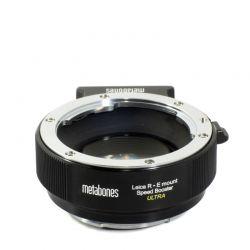 Anello adattatore Metabones MB_SPLR-E-BM2 Speed Booster ULTRA 0.71x da Leica R a Sony E
