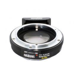 Anello adattatore Metabones MB_SPFD-E-BM2 Speed Booster ULTRA 0.71x da Canon FD a Sony E