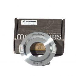 Anello adattatore Metabones MB_C-E-CH1 da C Mount a Sony E-Mount